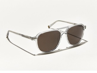 MOSCOT - BJORN SUN - Light Grey
